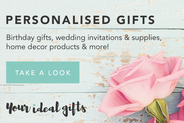 Personalised Gifts - Your Ideal Gifts