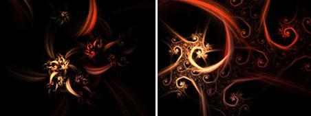 Apophysis Swirl Tutorial - Swirls