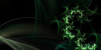 Green Paradise Wallpaper