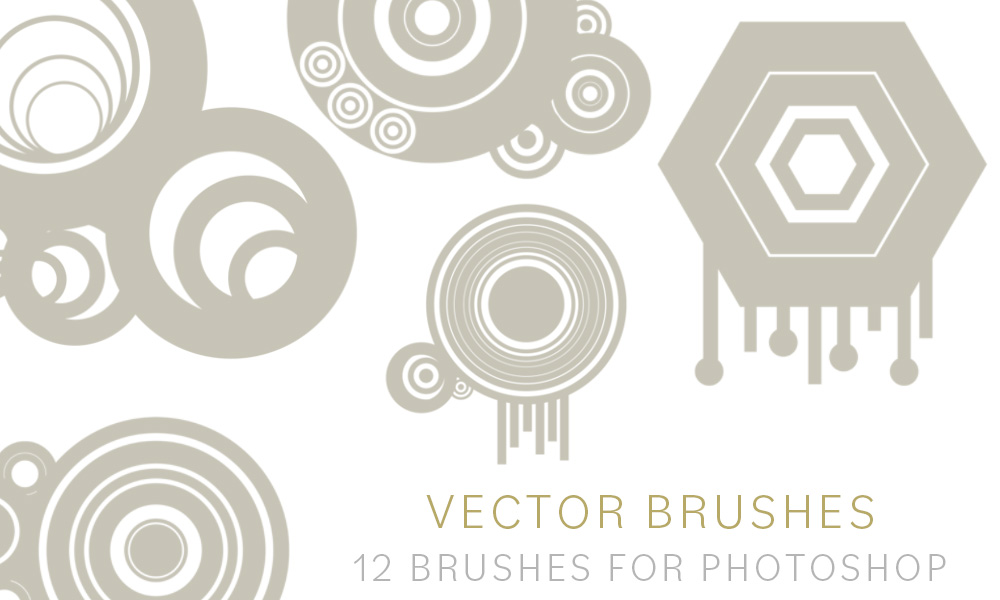 Free Vector Brushes Pack 2
