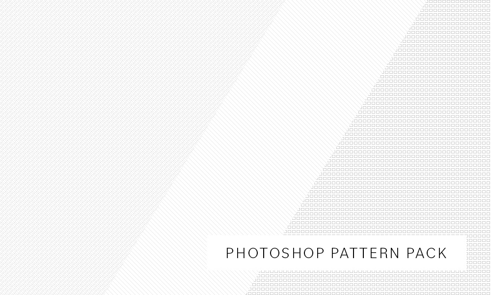 Photoshop Pattern Pack