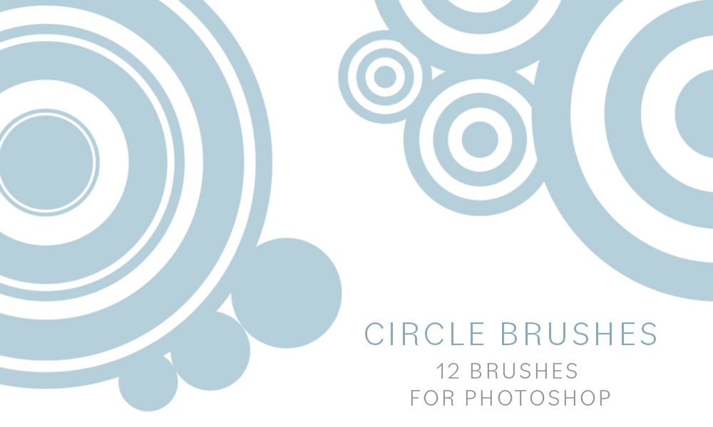 Photoshop Circle Brushes