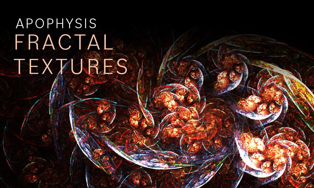 Apophysis Fractal Textures