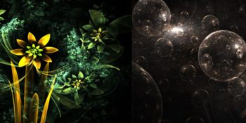 Free Apophysis 3D flame pack