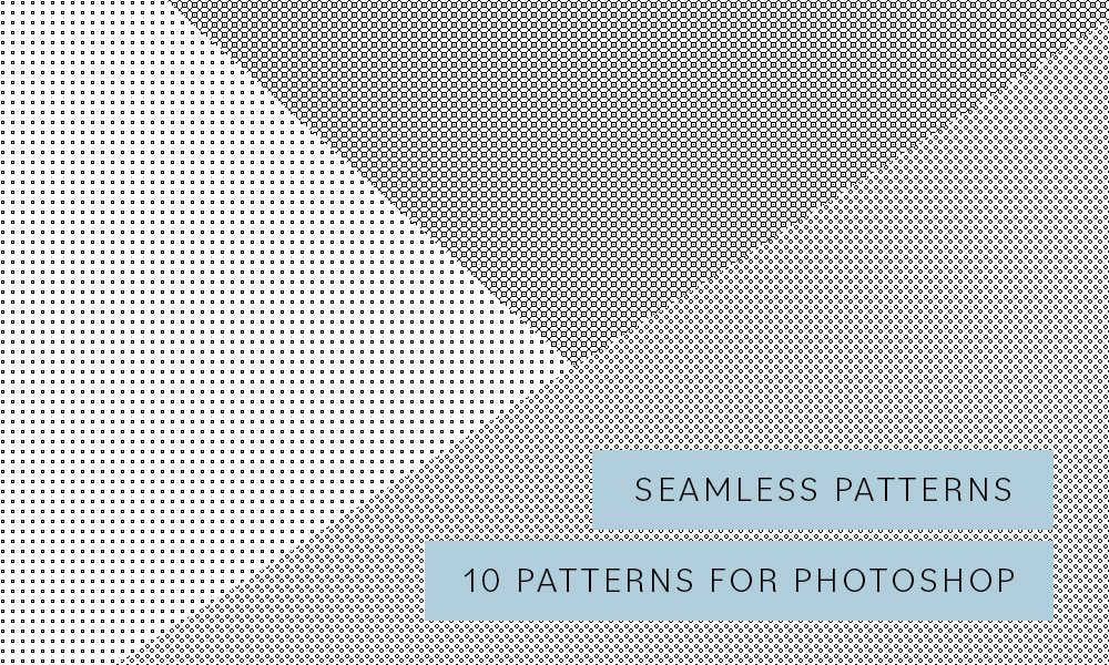 Photoshop seamless patterns