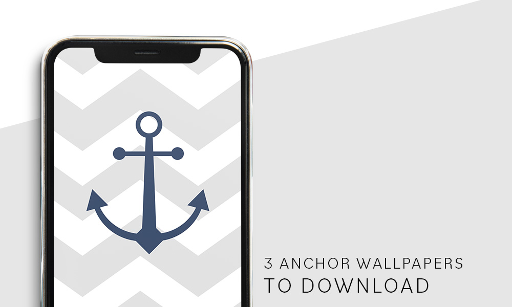 Anchor Phone Wallpapers Set 2