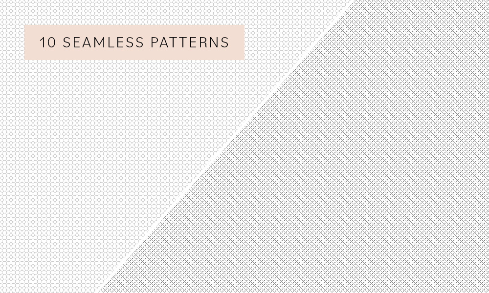 Photoshop seamless patterns pack 3